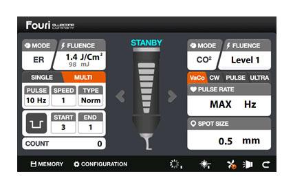 BLUECORE COMPANY Er:YAG and CO2 Laser Fouri 3